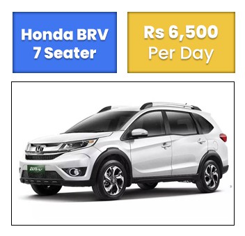 Honda BRV islamabad