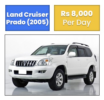 Land Cruiser Prado 2005 Islamabad