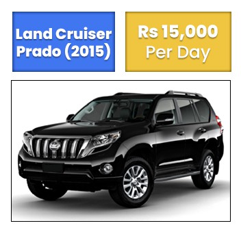 Land Cruiser Prado 2015 Islamabad
