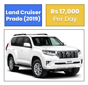 Land Cruiser Prado 2019 Islamabad