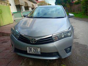Toyota Corolla GLi 2015-2017