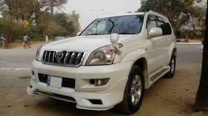 Toyota Land Cruiser Prado 2005-2007