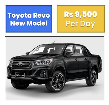Toyota Revo new model Islamabad
